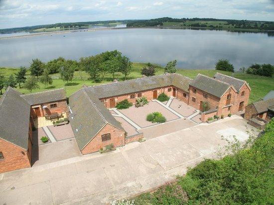 Blithfield Lakeside Barns