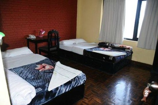 Planet Bhaktapur Hotel: Camera standard