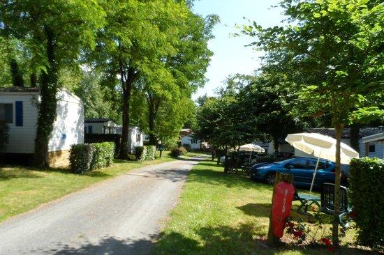 La Garangeoire: campsite