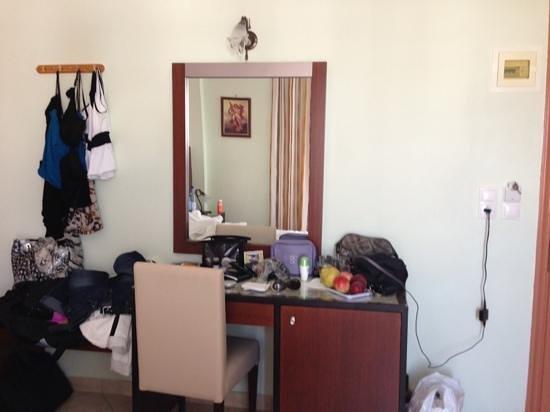 Hotel Parthenon: room