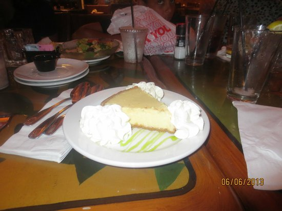 The Buzzard's Roost: The Ultimate Key Lime Pie