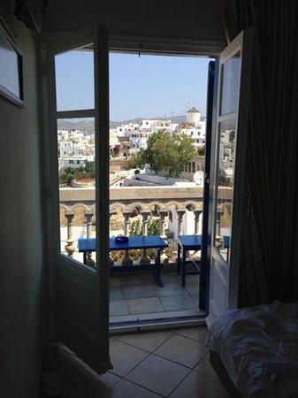 Hotel Parthenon: balcony room 19