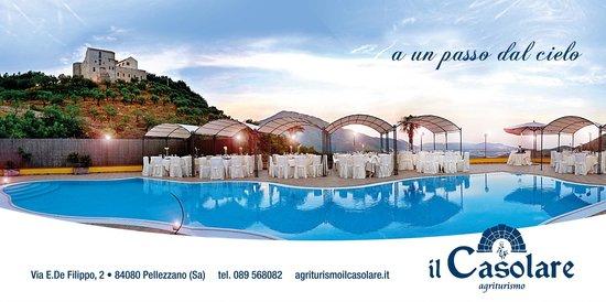 Pellezzano, Włochy: piscina