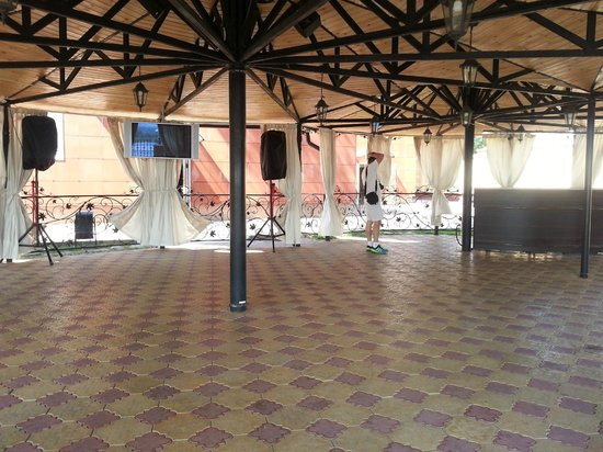 Park Hotel: Party hall