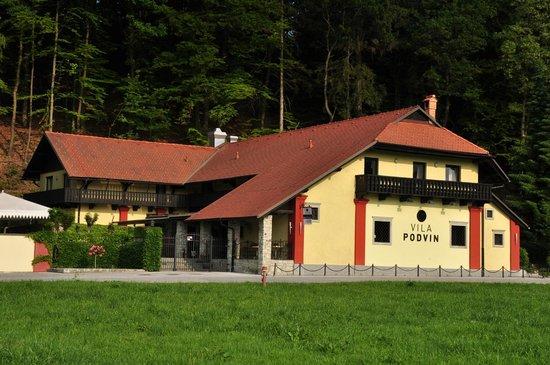 Vila Podvin, Slovenia Souvenir