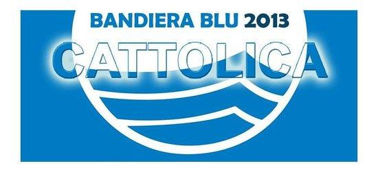 Hotel Florida : Cattolica bandiera blu!!