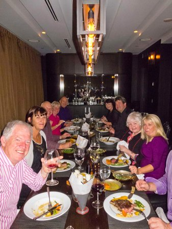 The Grill By Sean Connolly: The Private Dining Room At The Grill Part 72