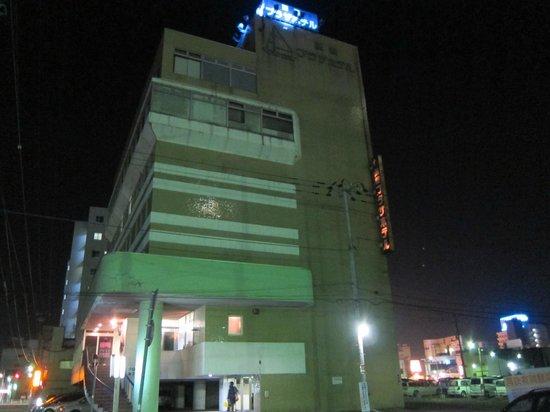 Hotel Tetora Hakodate Ekimae : 外観