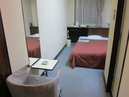 Hotel Tetora Hakodate Ekimae : 部屋