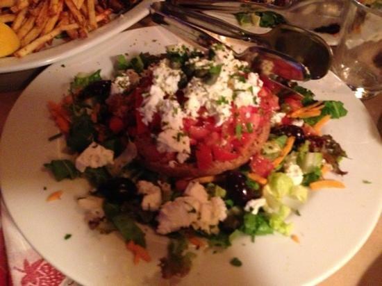 Lord Byron : salad