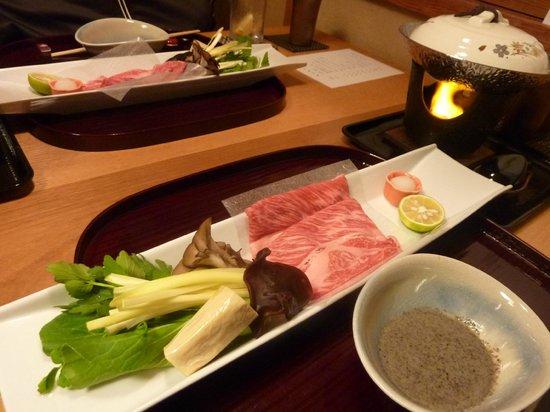 Ashimoriso: お料理