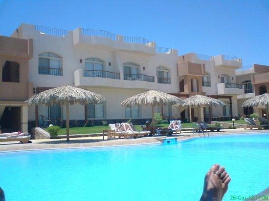Sheikh Ali Dahab Resort: vista hotel