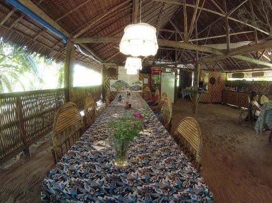 Lissenung Island Resort: Main guest house