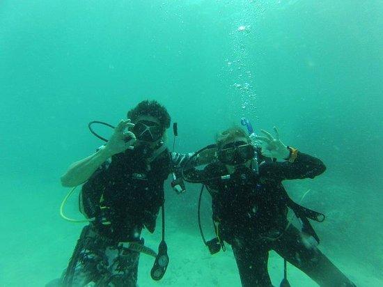 Lissenung Island Resort: PADI Course