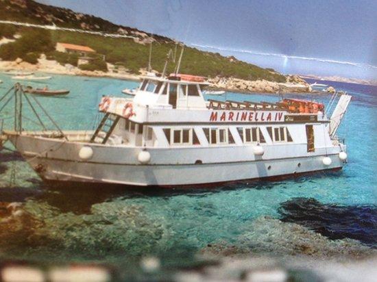 Motonave Marinella IV
