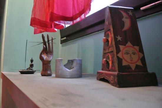 Shiva B&B: le decorazioni