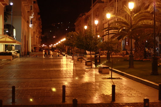 The Excelsior: thessaloniki aristotelous square - 5 minutes walk from the hotel