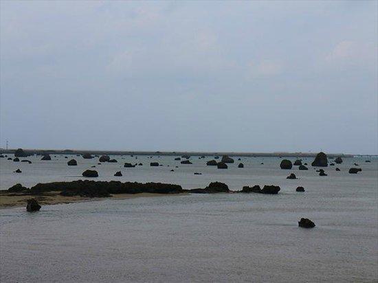 Sawada no hama Beach : 佐和田の浜1