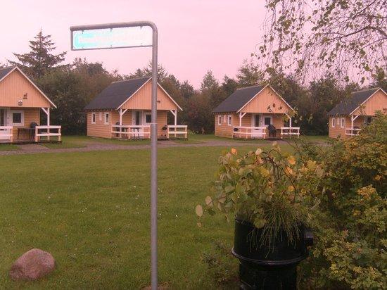 Dannemare, Denmark: Cottages