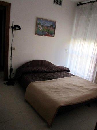 Residenza Turistico Alberghiera Doria: sofa bed in living room