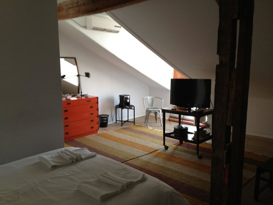 The Independente Hostel & Suites: Suite