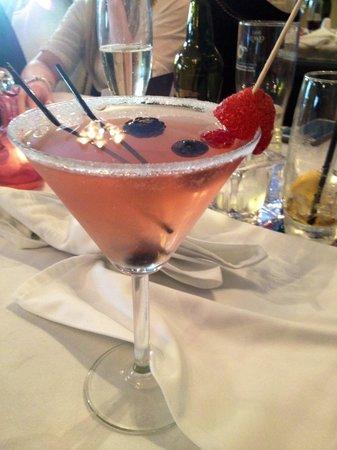 Berkley Hotel Ayr: Lovely cocktails!