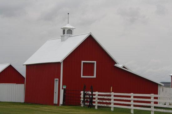 "Stone School Inn: The 100 years old ""clocktower"""