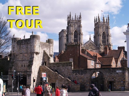 ‪White Rose York Free Tours - Day Tours‬