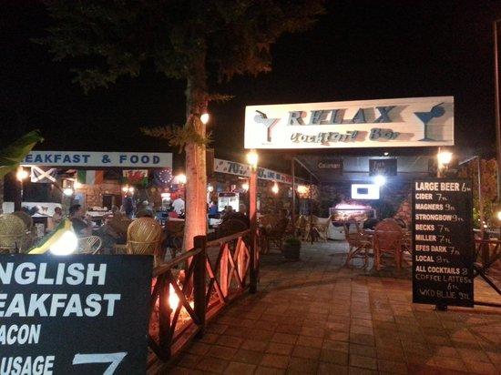 Relax Bar Hisaronu
