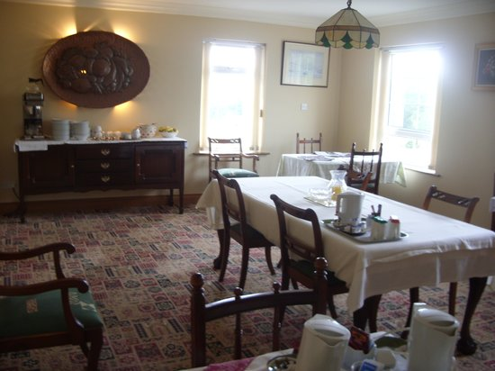 Murvagh Links Manor: dining room