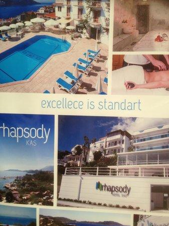 Rhapsody Hotel: Its in the detail.....