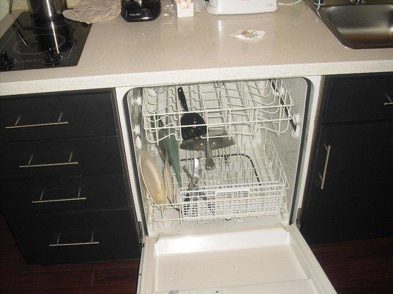 Candlewood Suites Phoenix : Geschirrspülmaschine