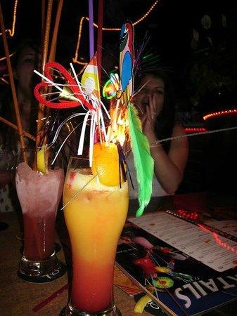 La Sal Salou : Gorgeous cocktails!
