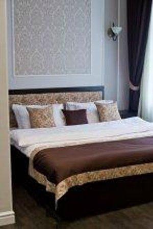 Leningrad Hotel : Room