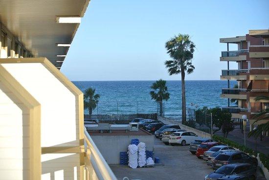 Best Maritim: балкон