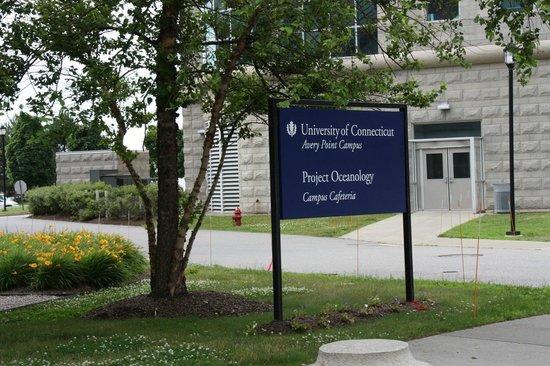 Project Oceanology: UConn