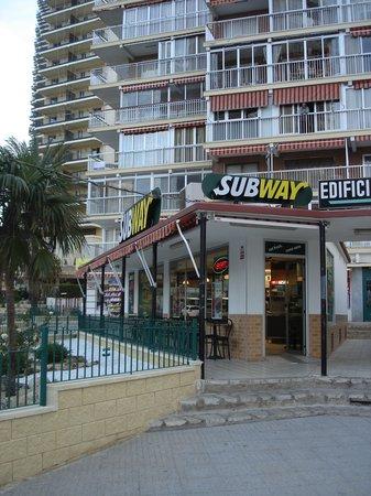 Subway Rincon 02