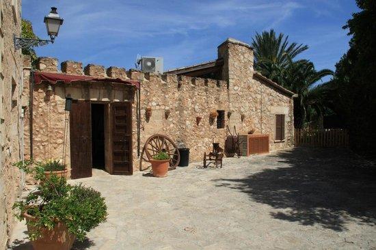 Agroturismo S'Hort De Son Caulleles : Eingangsbereich