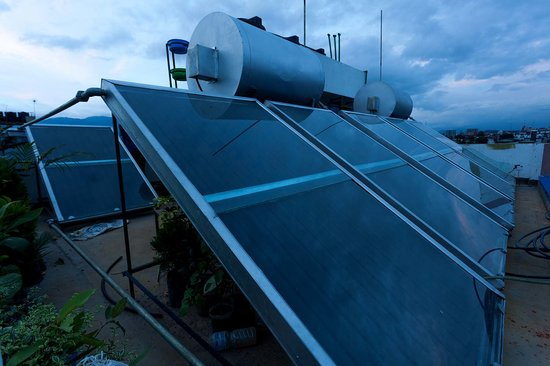 Kathmandu Home Hotel: Solar System