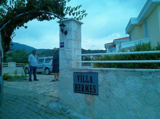 Agean Tour Travel Private Day Tours: villa Hermes, Kas, Turkey.