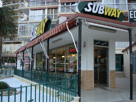 Subway Rincon 04