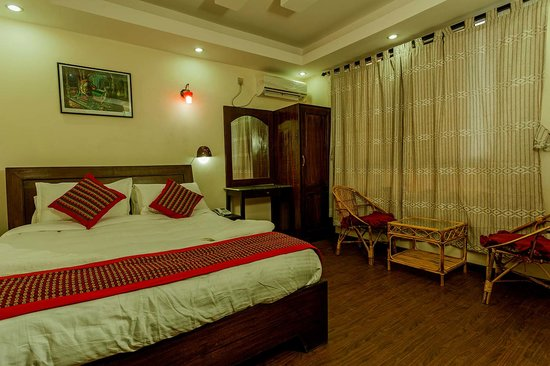 Kathmandu Home Hotel: Guest Room