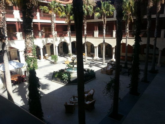 Hotel Elba Palace Golf : Relaxing area