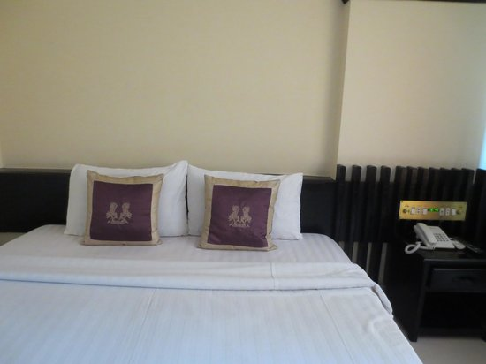 Salita Hotel: Room