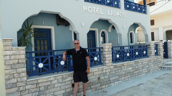 Hotel Lignos: Foran Lignos