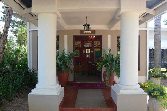 Armadale Boutique Lodge : reception