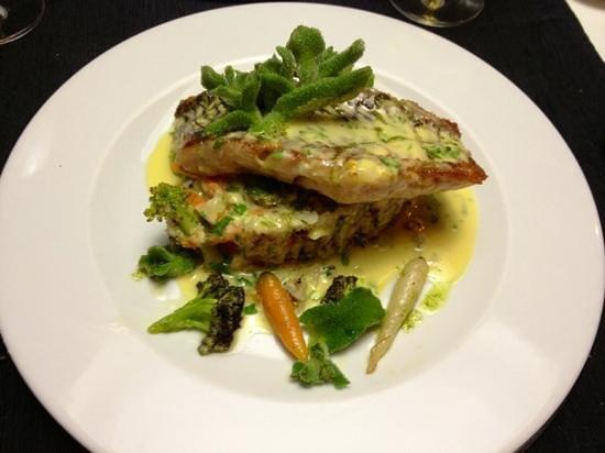 Ambientes com Sabores: Piatto di pesce bianco