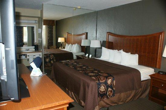 Raintree Inn: Room
