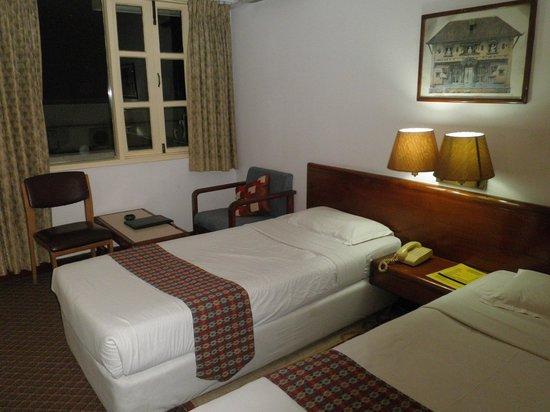 Hotel Mountain: room
