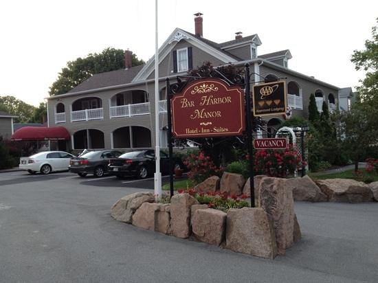 Bar Harbor Manor Resmi